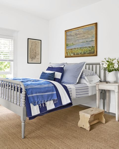 white bedroom maine attraction