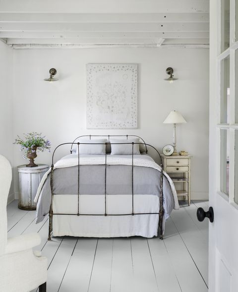 40 Best White Bedroom Ideas How To Decorate A White Bedroom Interesting White Bedroom