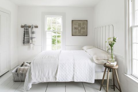 40 Best White Bedroom Ideas How To Decorate A White Bedroom Adorable White Bedroom