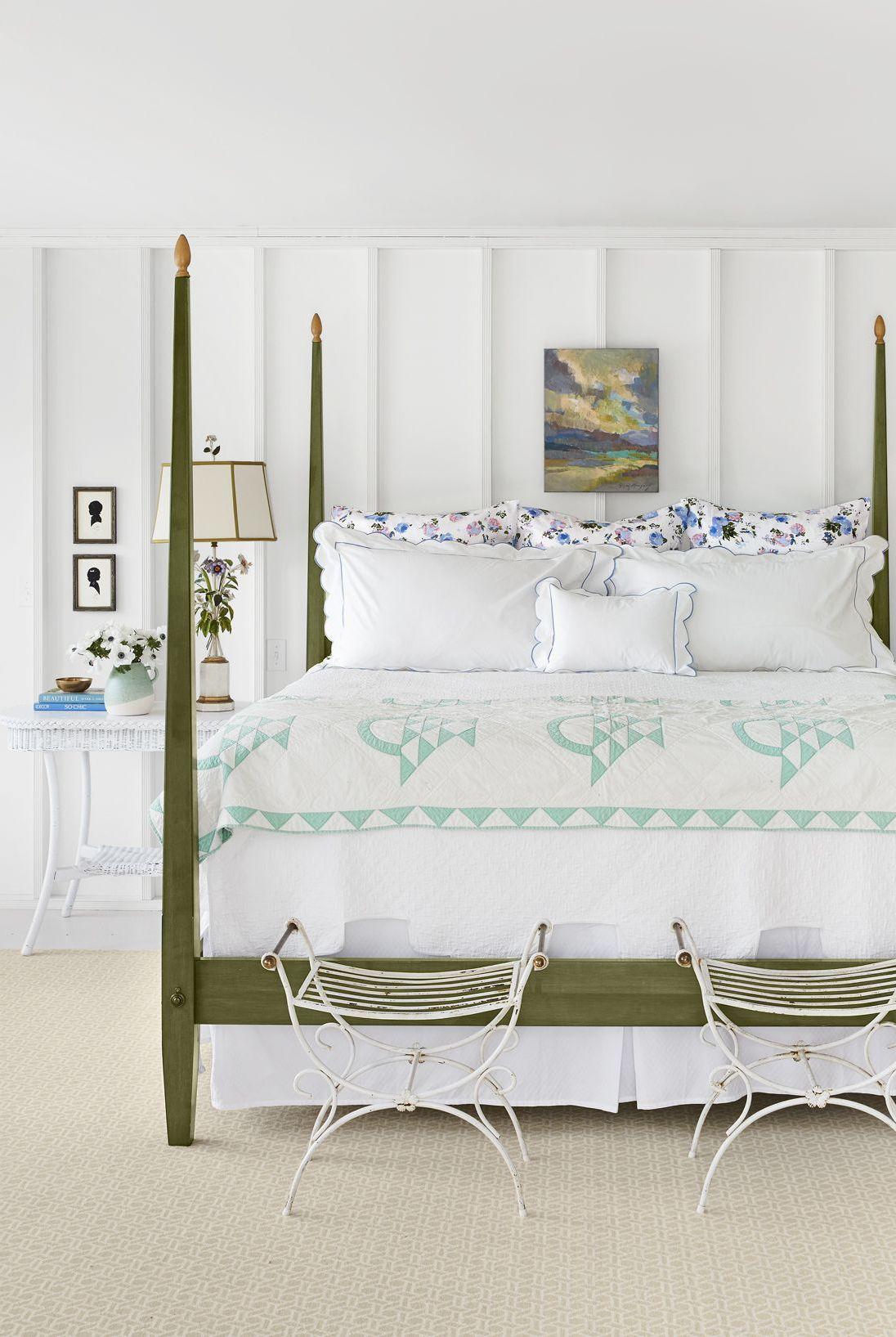 white bedrooms panels