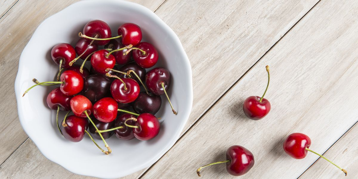 are cherries good for a cardio diet