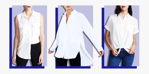 white button down shirt womens best 2018