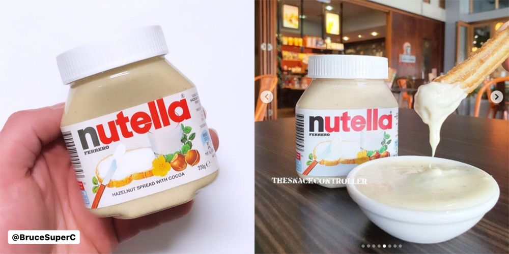 White Chocolate Nutella Can Be Yours With This Recipe