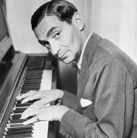 Irving Berlin at Piano