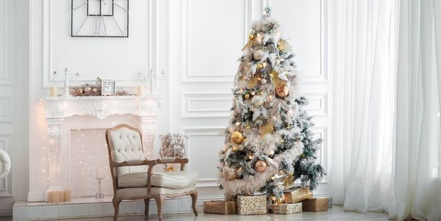 25 christmas decorating ideas for an ultra stylish holiday - Christmas decorations interior design ...