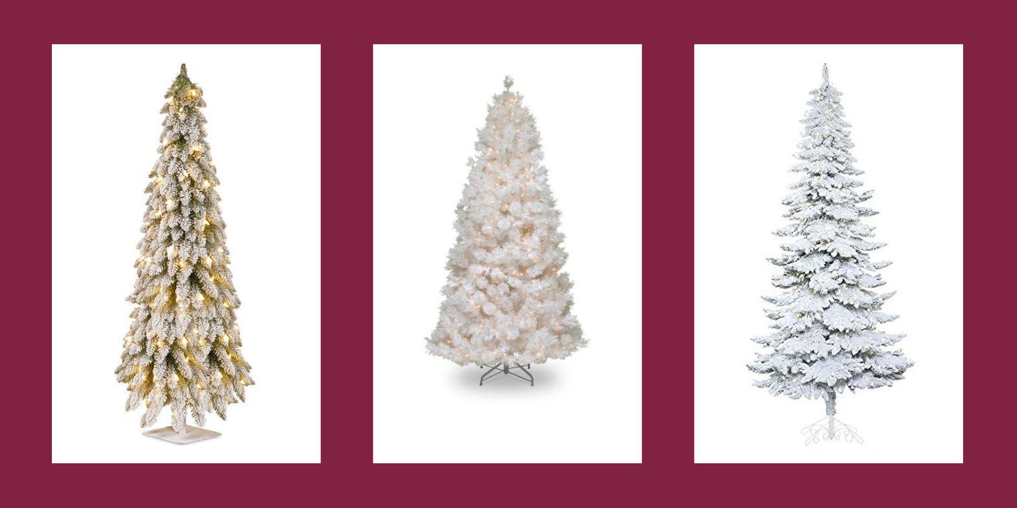 20 Best White Christmas Tree Ideas Gorgeous White Christmas Tree Decorating