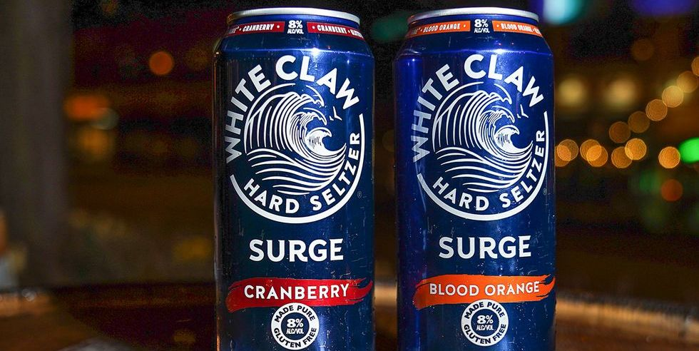 How Many Calories Are in a White Claw Surge? Dietitians Weigh in on the New Hard Seltzer