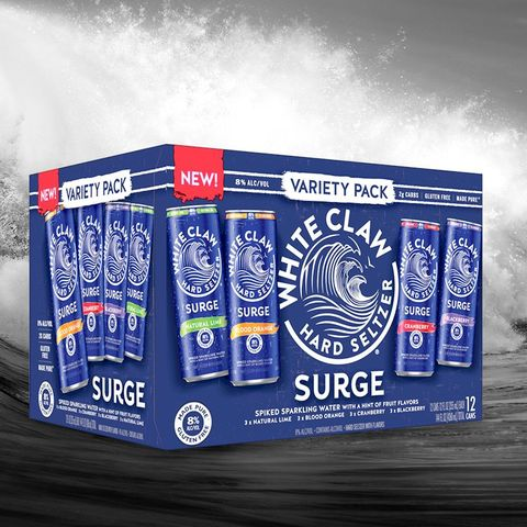 white claw surge variety pack