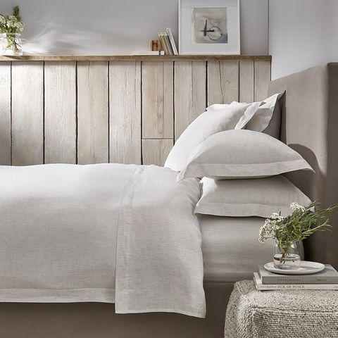 Silk bedding - The White Company