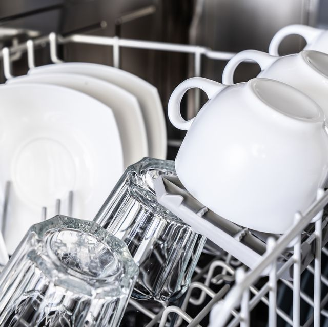 the one thing you should never clean in your dishwasher