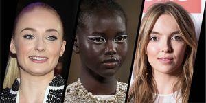 White eyeliner trend