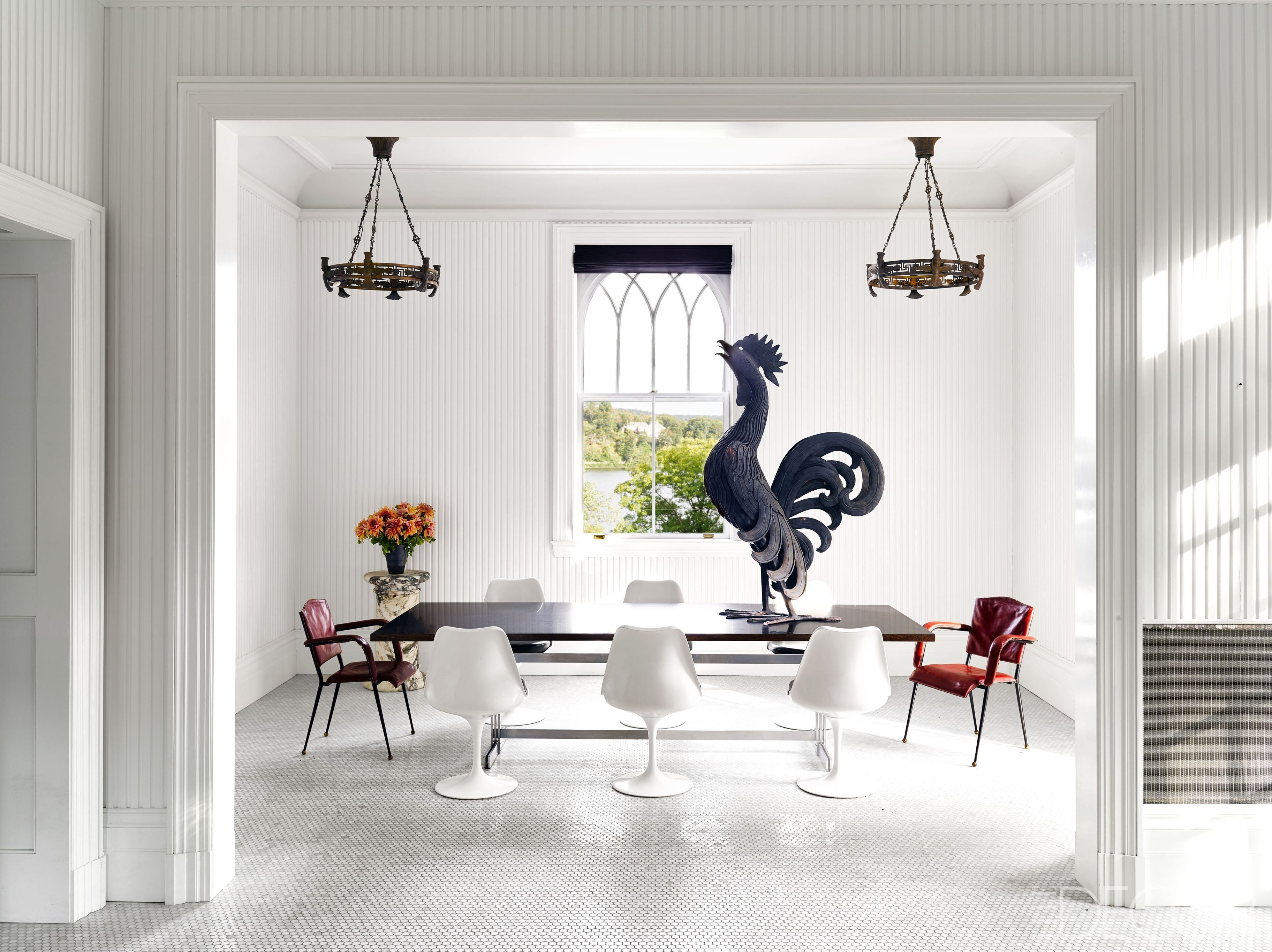 20 White Flooring Ideas For A Stark And Stunning Upgrade