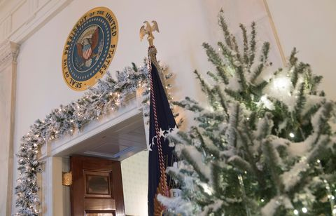 white house christmas decorations 2017 - Christmas Decorations For 2017