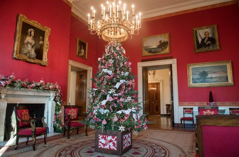 white house christmas decorations 2017 - How To Decorate House For Christmas