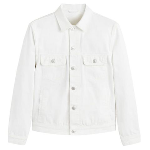 white summer jackets