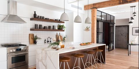 40 Best White Kitchen Ideas - Photos of Modern White Kitchen ...