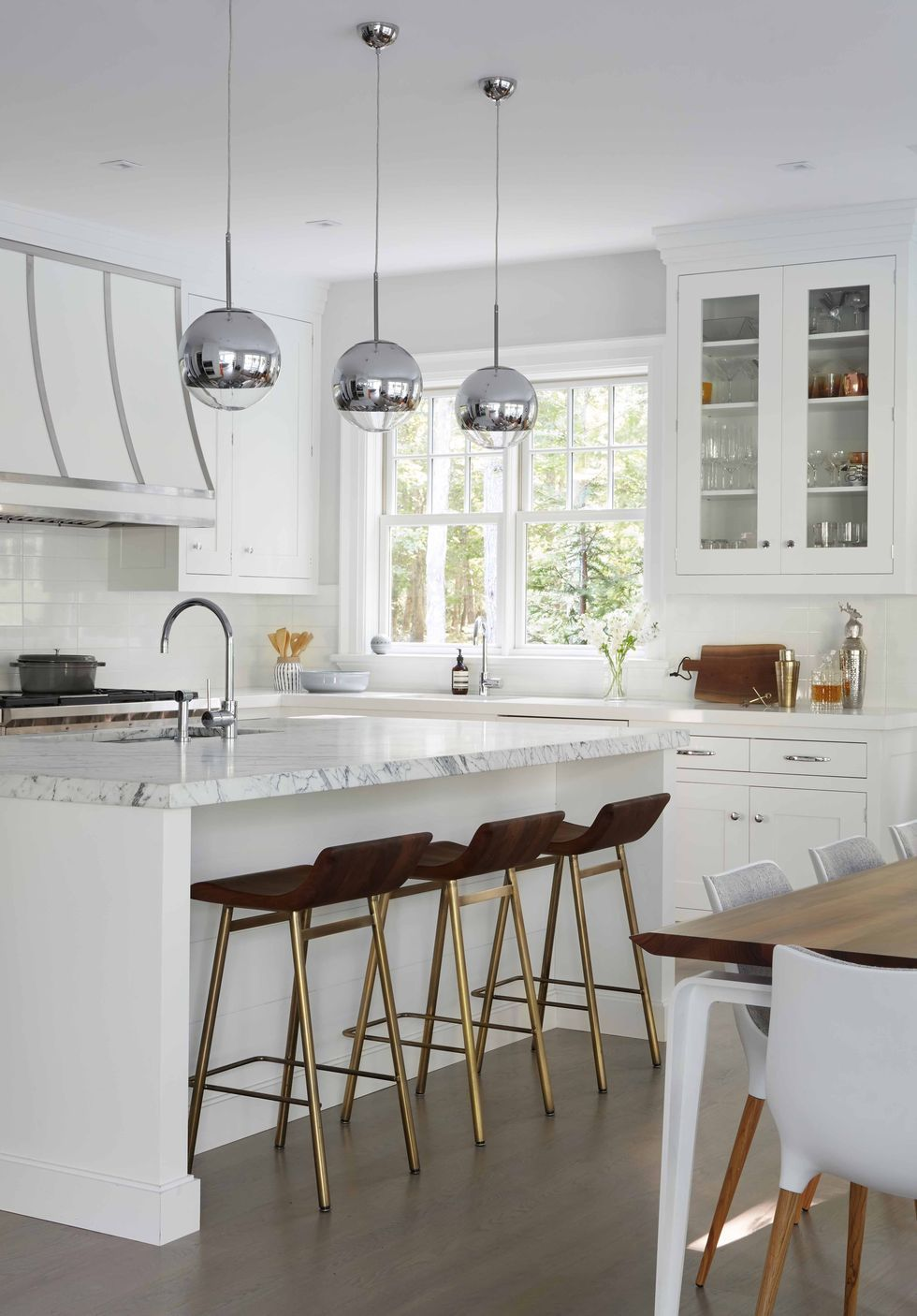3 Best White Kitchen Ideas - Photos of Modern White Kitchen Designs