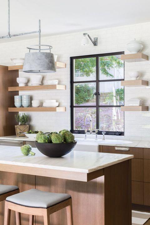40 Best White Kitchen Ideas - Photos of Modern White Kitchen ...