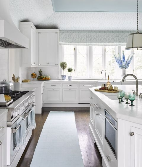 20 White Kitchen Ideas - All White Kitchen Designs and Decor