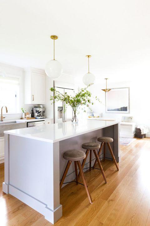 40 Best White Kitchen Ideas Photos Of Modern White Kitchen