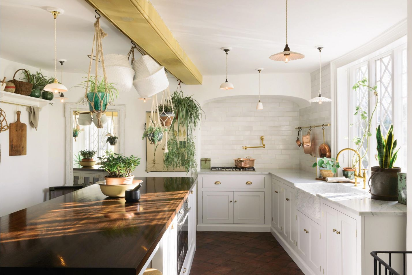 20 White Kitchen Design Ideas Decorating White Kitchens