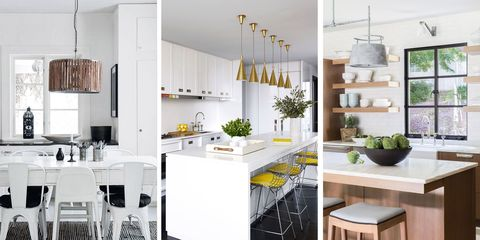 40 Gorgeous White Kitchens With Timeless Eal