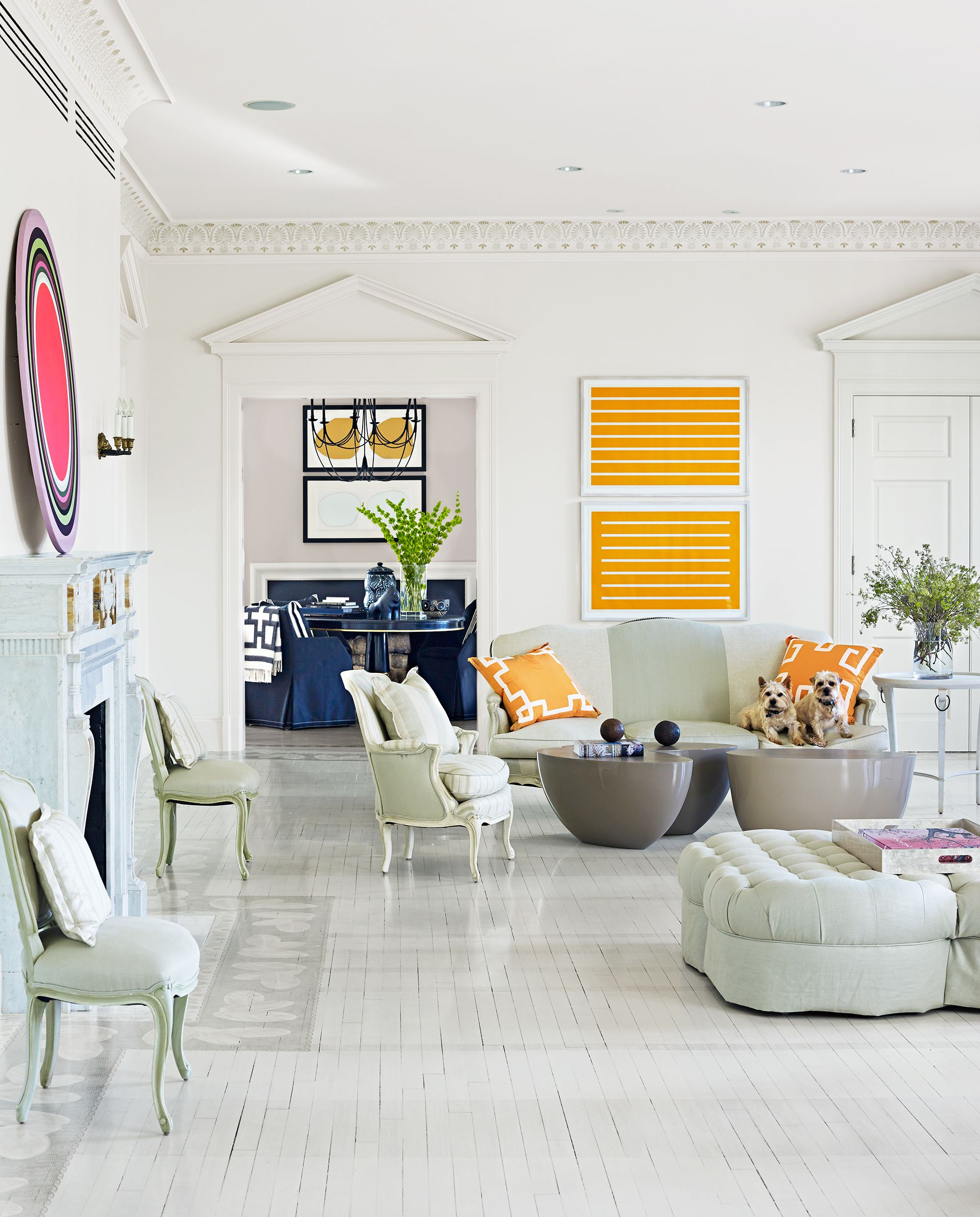 26 White Living Room Ideas Decor For, White Living Rooms Pictures