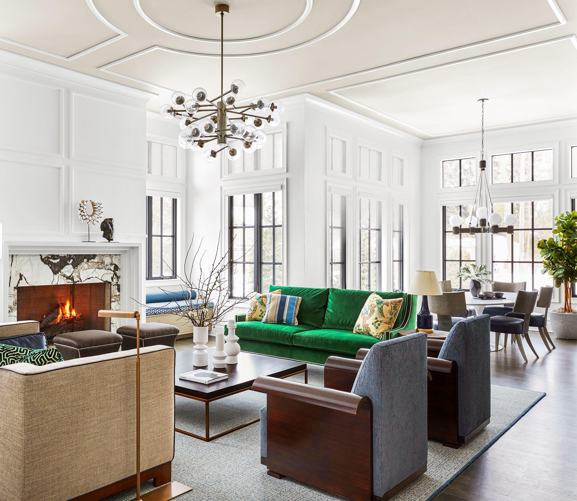 26 White Living Room Ideas Decor For, White Living Room