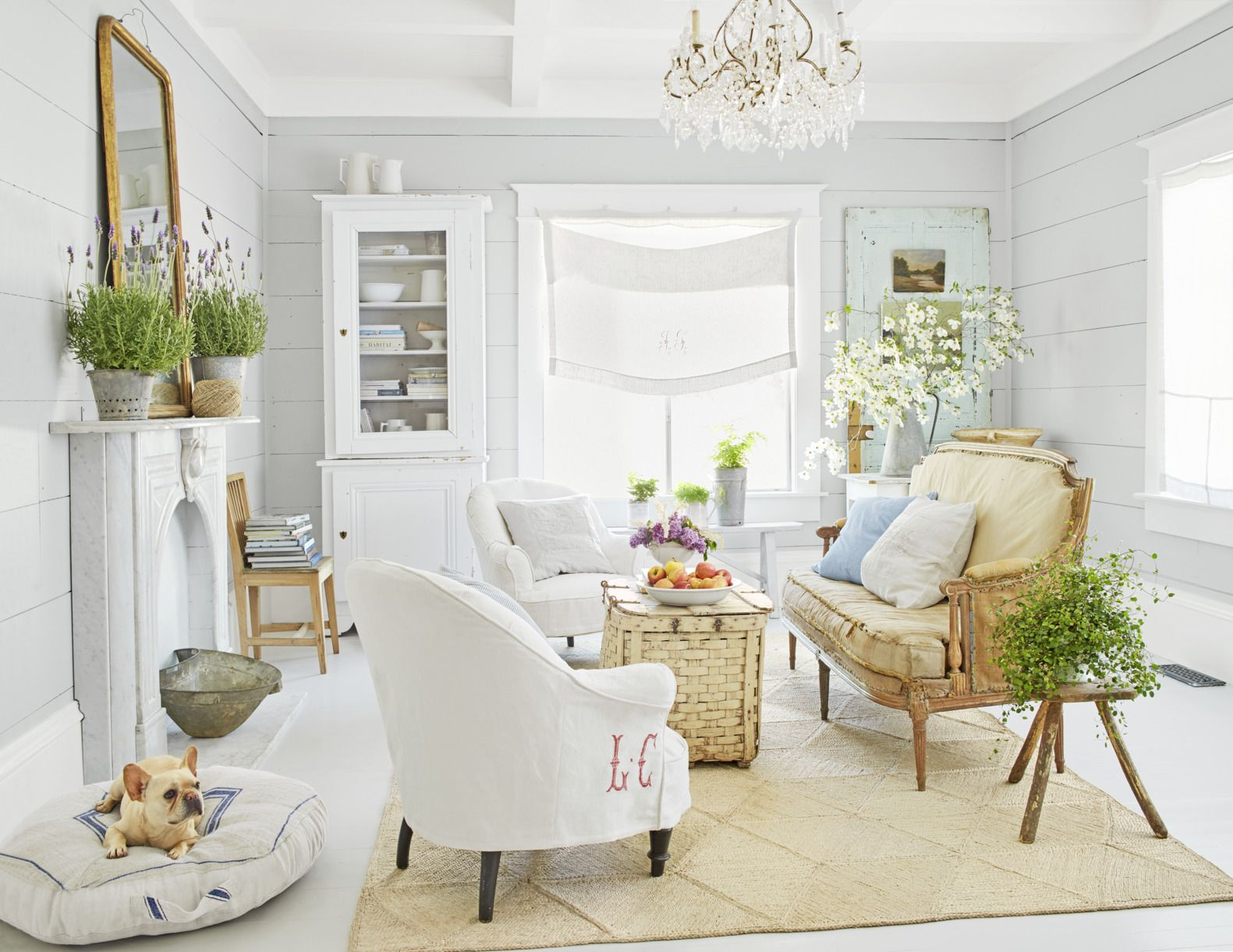 9 Best White Living Room Ideas - Ideas for White Living Room