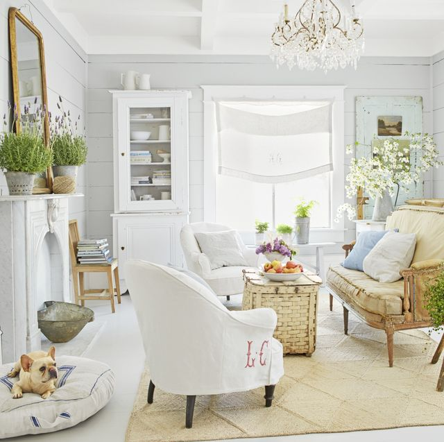 35 Best White Living Room Ideas