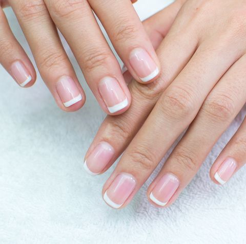 what causes white spots on nails