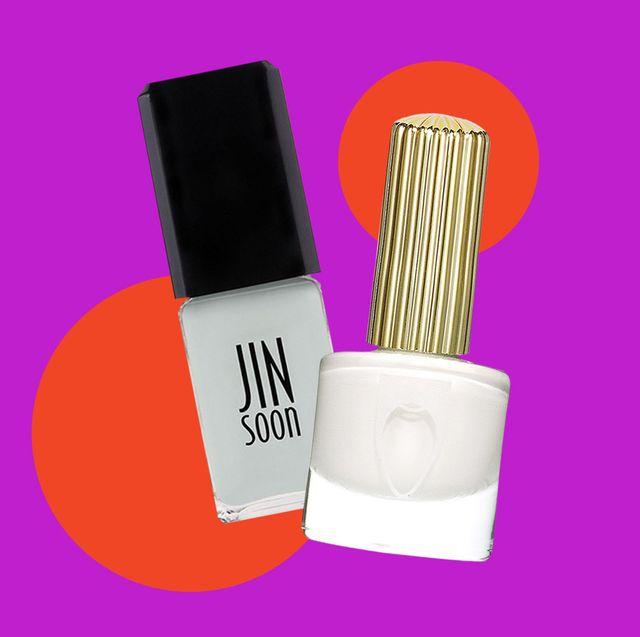 Cosmetics, Pink, Product, Nail polish, Beauty, Magenta, Violet, Nail care, Material property, Liquid,