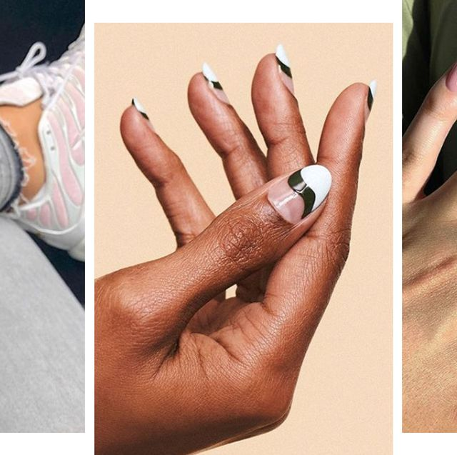 19 of the Cutest White Nail Art Designs