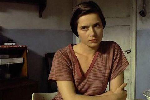 white nights, isabella rossellini, movie