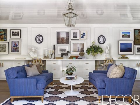 Decorating White Walls - Design Ideas for White Rooms