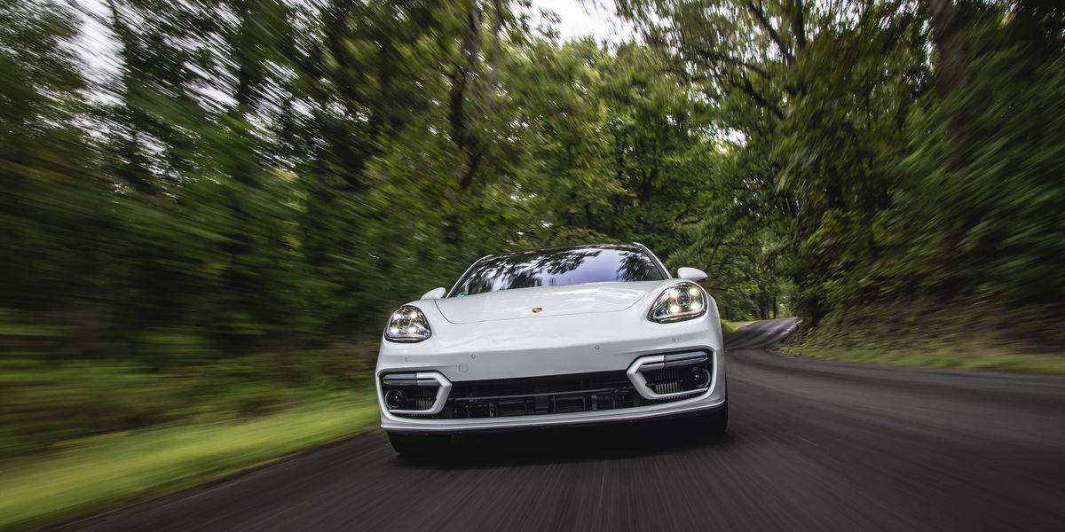 The 2021 Porsche Panamera 4S E-Hybrid Addresses Efficiency Quickly