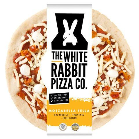 White Rabbit gluten free pizza
