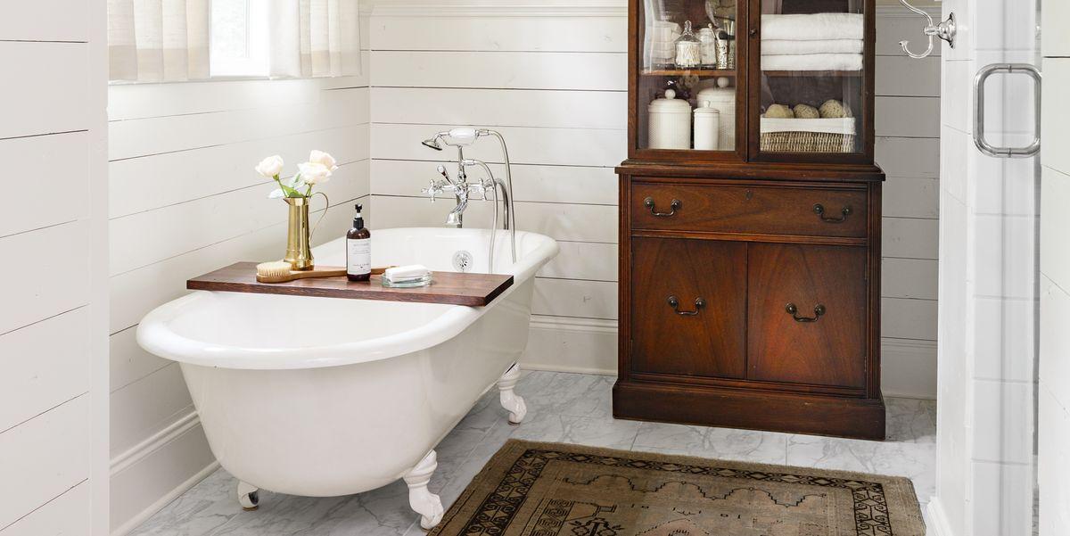 30 Best Clawfoot Tub Ideas For Your Bathroom Decorating