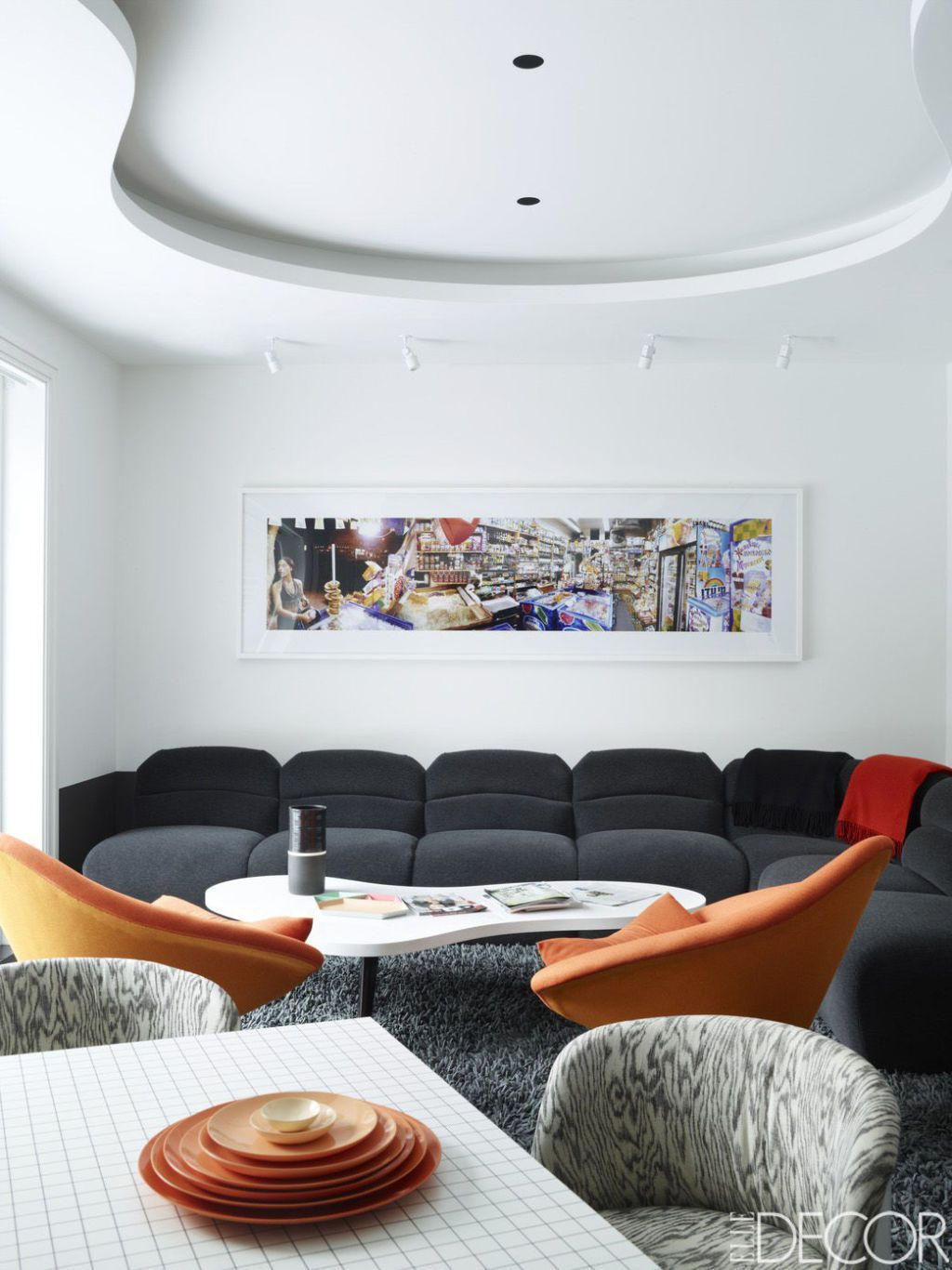 White Room Decor | Decorating White Walls Design Ideas For White Rooms