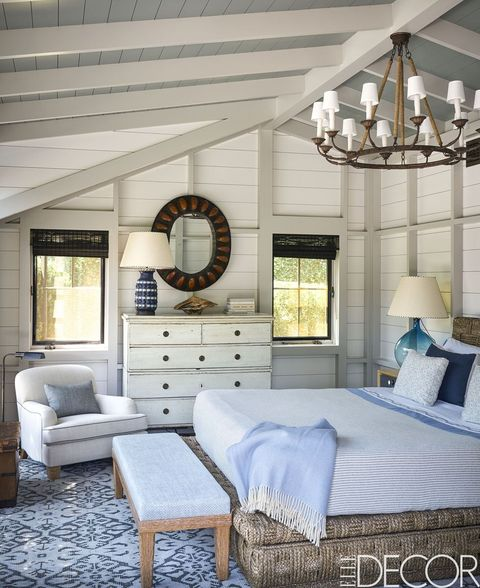 46 White Room Decorating Ideas - How to Use White Wall Paint & Decor