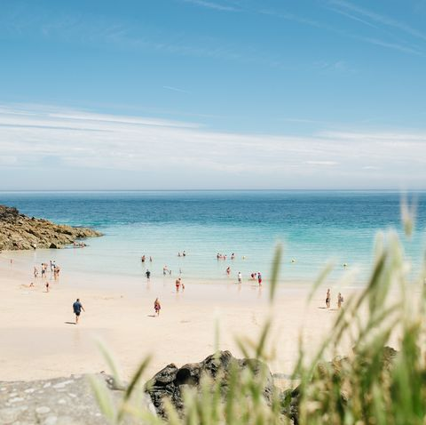 these are the uk's whitest sand beaches