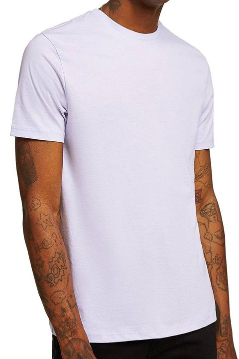 T-shirt, Clothing, White, Sleeve, Pocket, Neck, Active shirt, Arm, Top, Muscle,