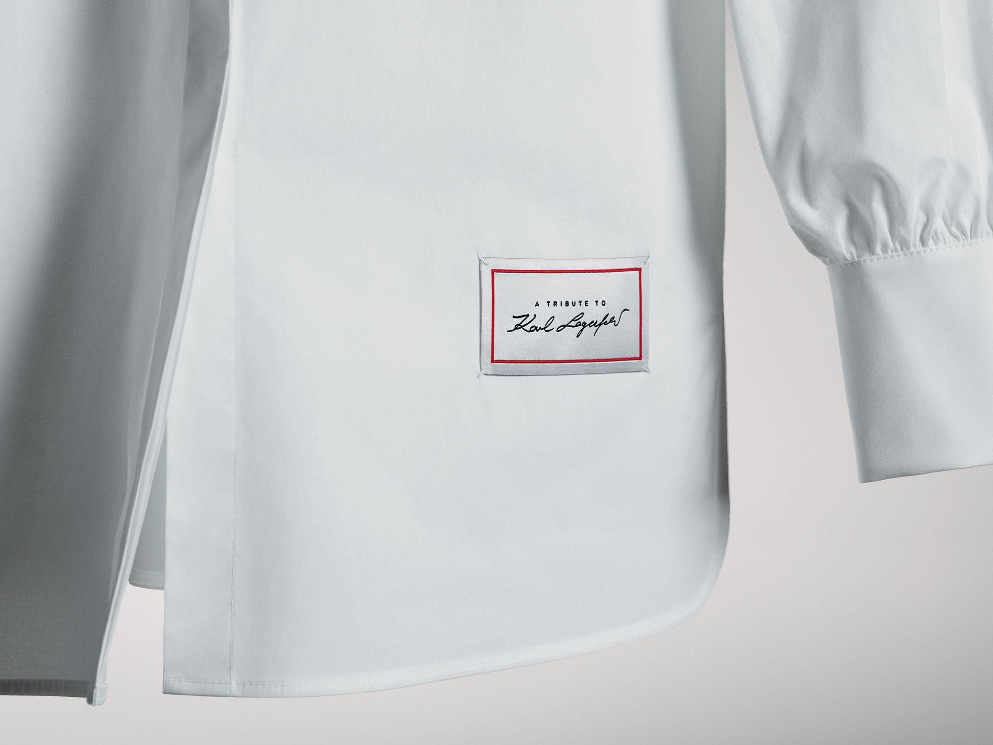 Camicia Karl Stile Bolero | Collezioni Karl Lagerfeld | By
