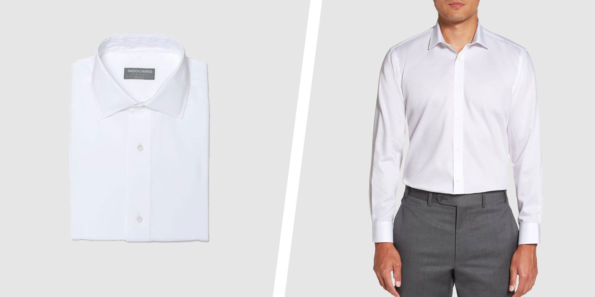 12 Best White Dress Shirts For Men 2019 Top White Button Downs