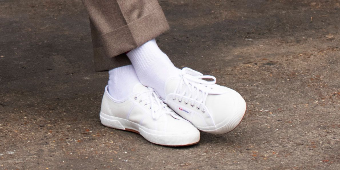 2b60e1790656ec 16 Best White Sneakers for Men in 2019 - 16 White Shoes to Wear Right Now