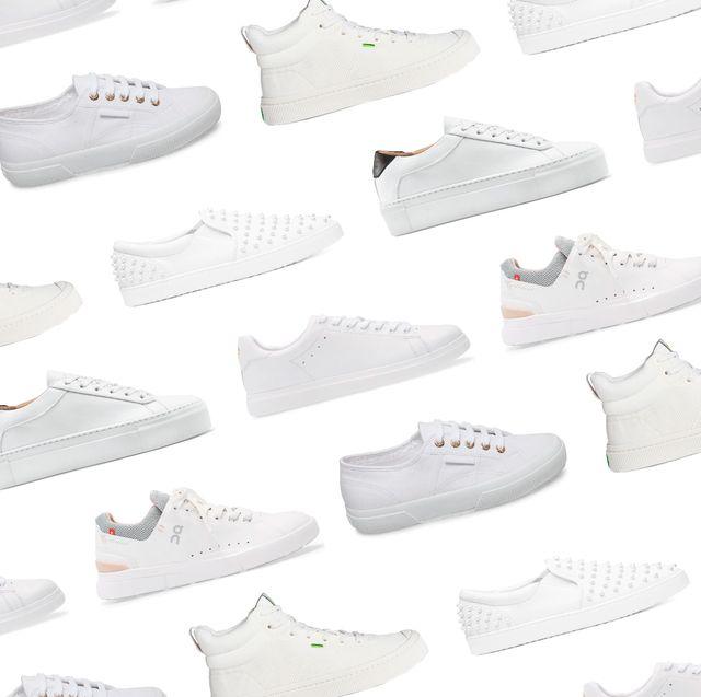 best white sneakers for women