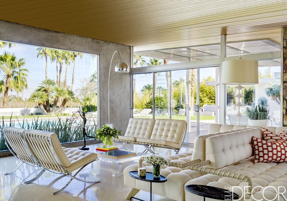 White couch living room ideas Meliving White Sofa Ideas Elle Decor 24 Best White Sofa Ideas Living Room Decorating Ideas For White Sofas