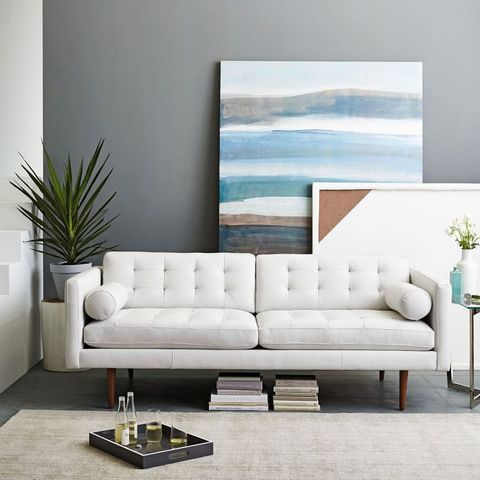 Magnificent How To Keep Your White Couch Clean White Sofa Stain Onthecornerstone Fun Painted Chair Ideas Images Onthecornerstoneorg