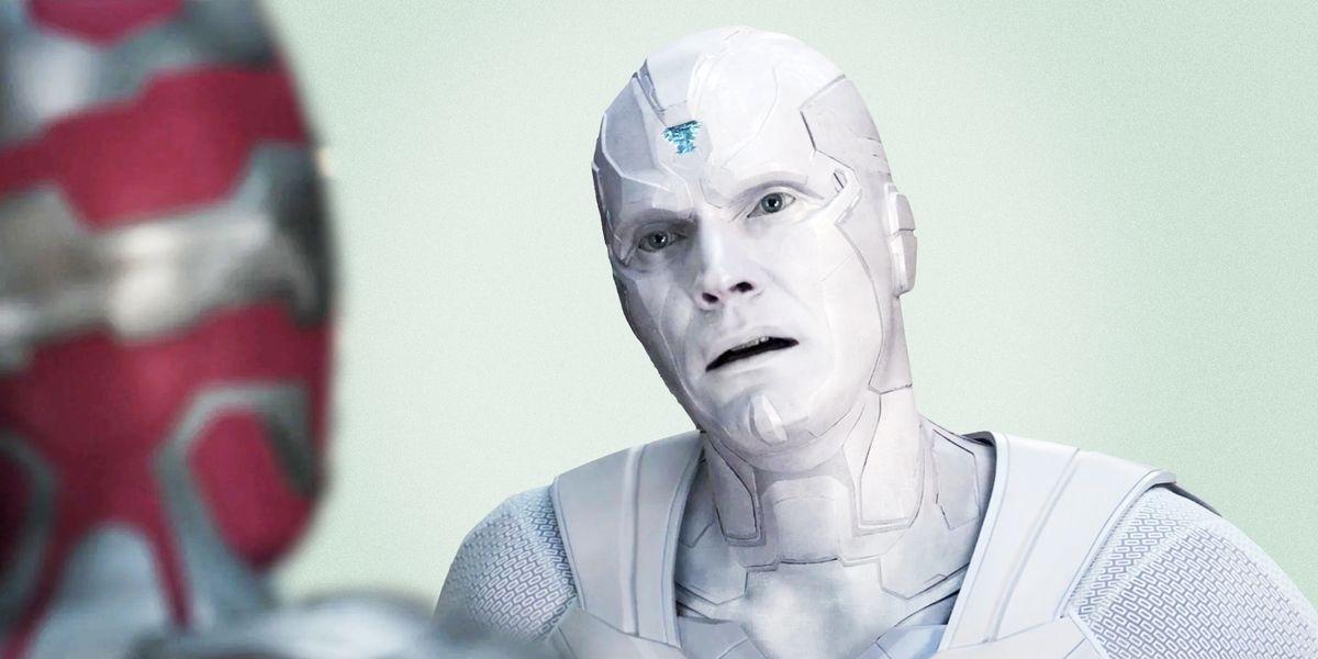 Where Did White Vision Go in the WandaVision Finale?