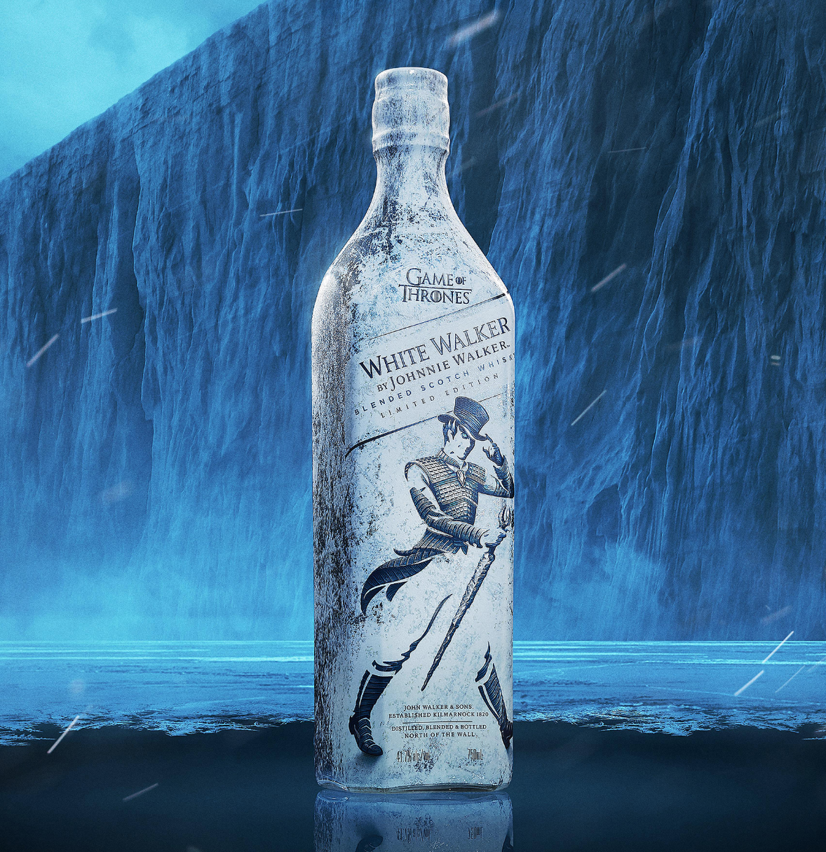 Game of Thrones and Johnnie Walker Made a Scotch Whisky, and It's About Damn Time
